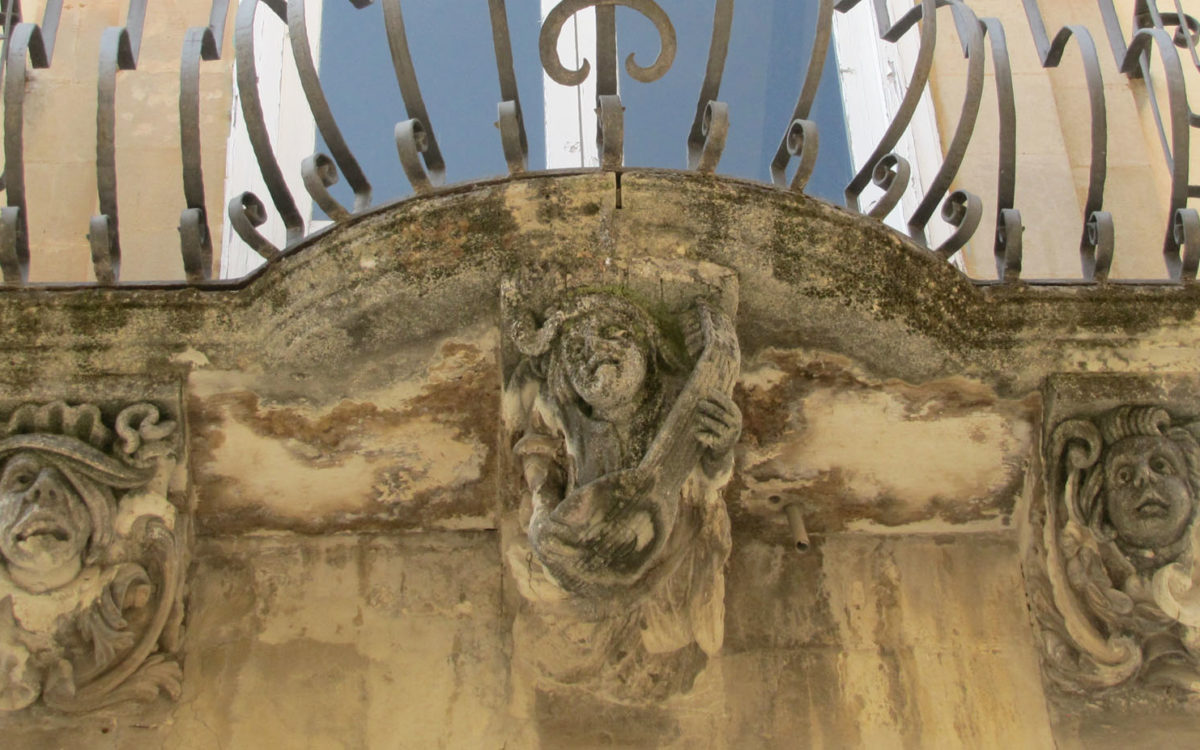 The baroque heart of Sicily